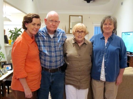 McDowell family photo