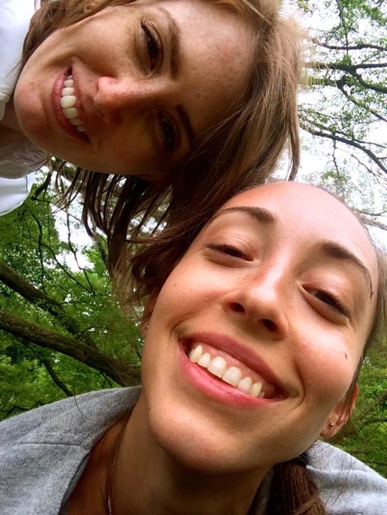 Selfie in Het Park