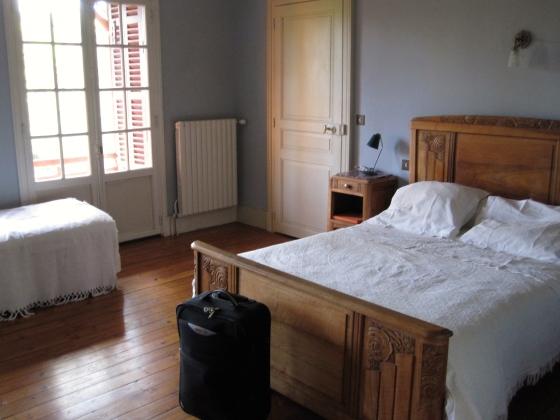 Mine and Koen's Room