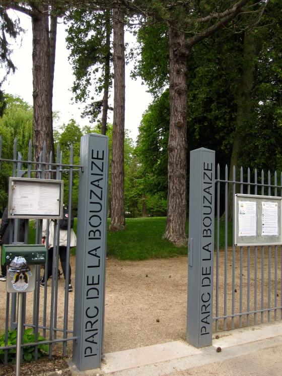 Parc de la Bouzaize