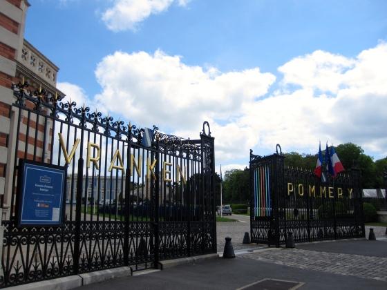 The Vranken Pommery Estate