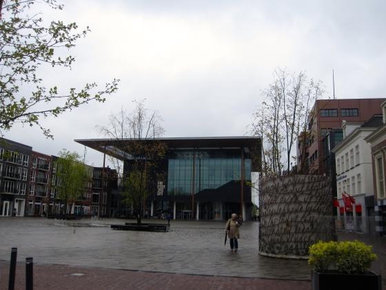 The Fries Museum on Wilhelminaplein