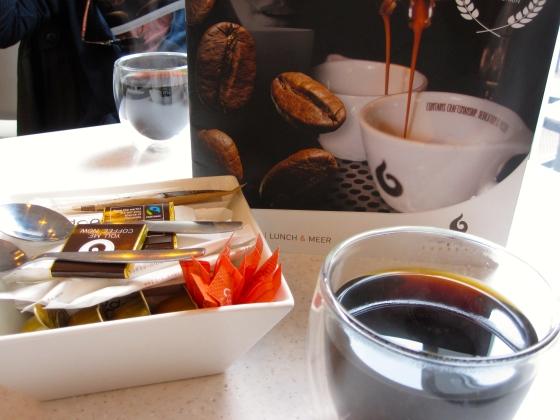 Doppio Doppio for a cup of coffee