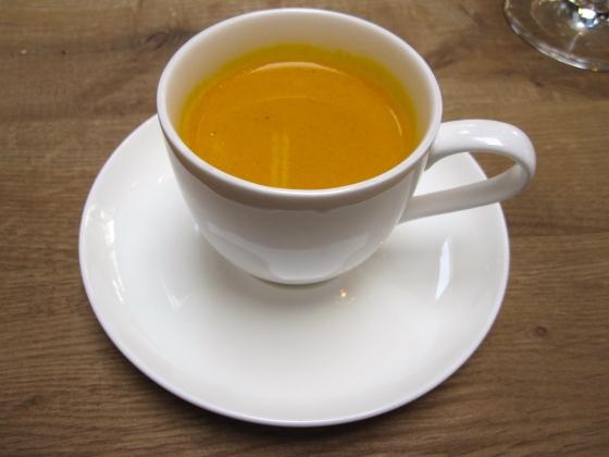 3: Pumpkin Soup