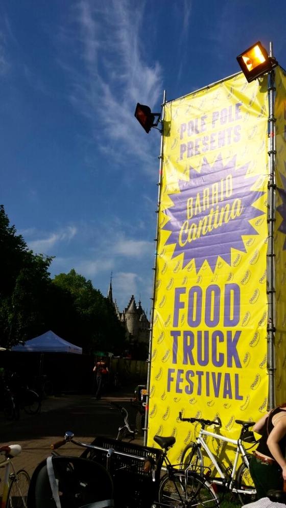 Barrio Cantina Food Truck Festival