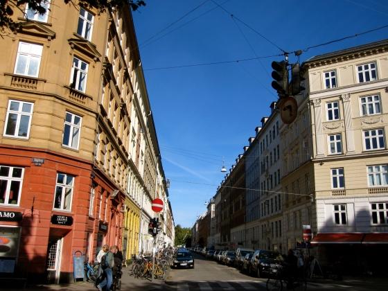 Jægersborggade