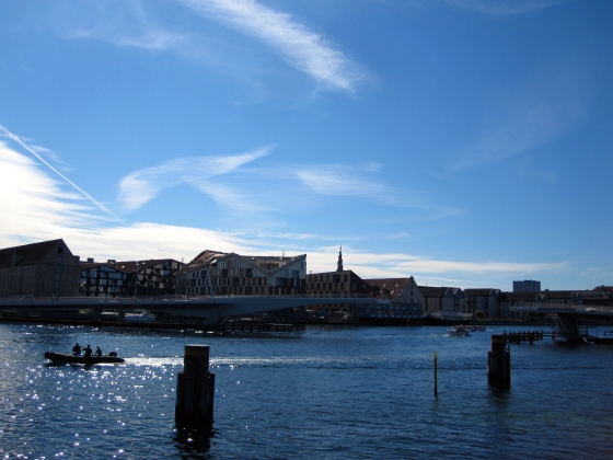 View of the Christianshavn from Indre By