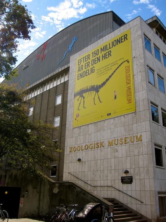 Natrual History Museum!