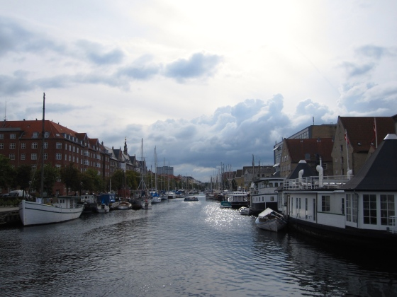 Made it to the beautiful Christianshavn