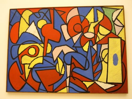 """""""Untitled"""" Richard Mortensen 1939"""