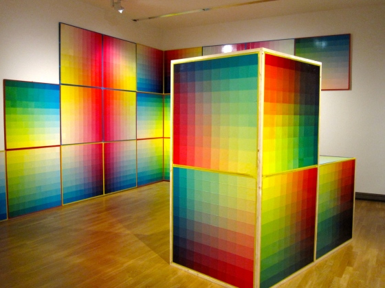 """1000 Colors"" Viera Collaro and Niels Nedergaard 1976-77"