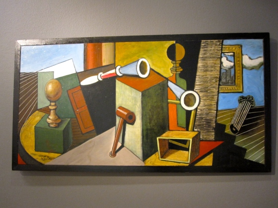 """""""Metaphysico II"""" Eugène de Sala 1929"""