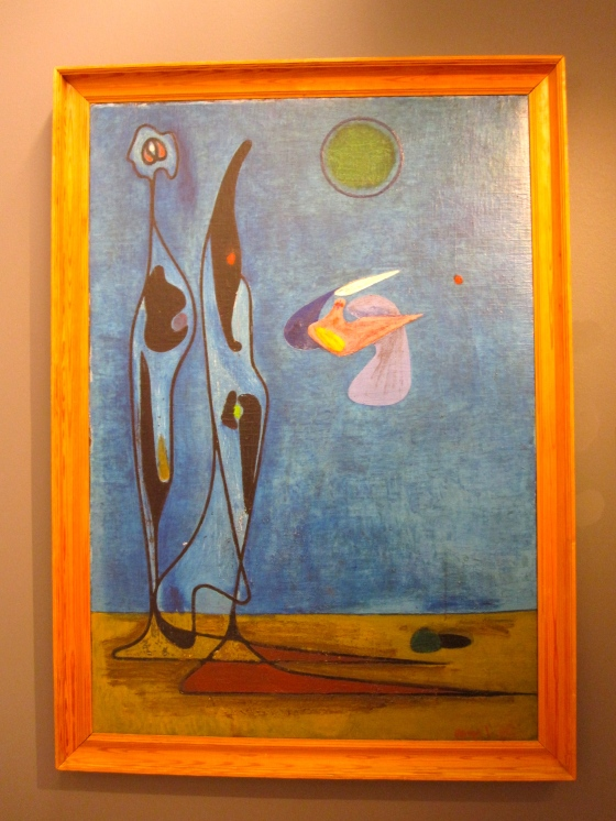 """Springtime"" Asger Jorn 1939"