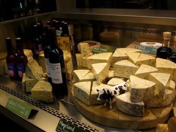 Award winning cheese...mmm...