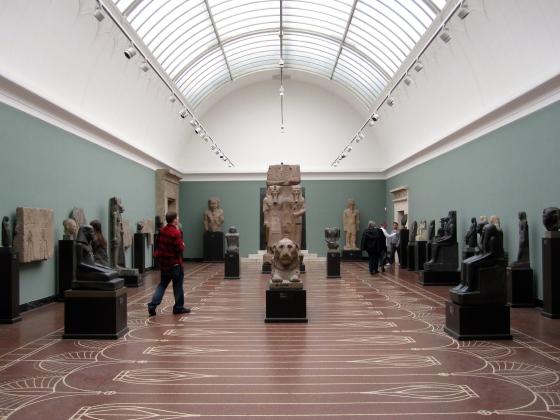 Egypt and Palmyra Collection