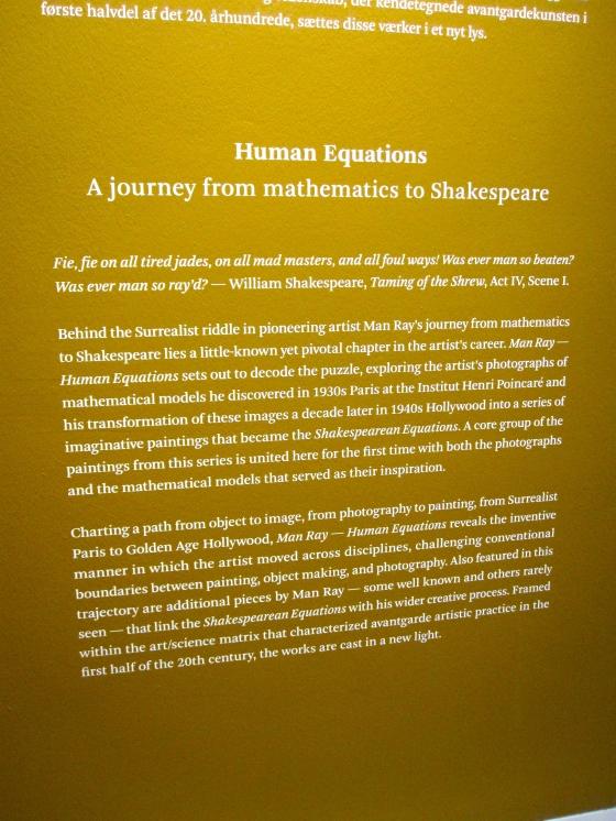 Intro to Man Ray - Human Equations