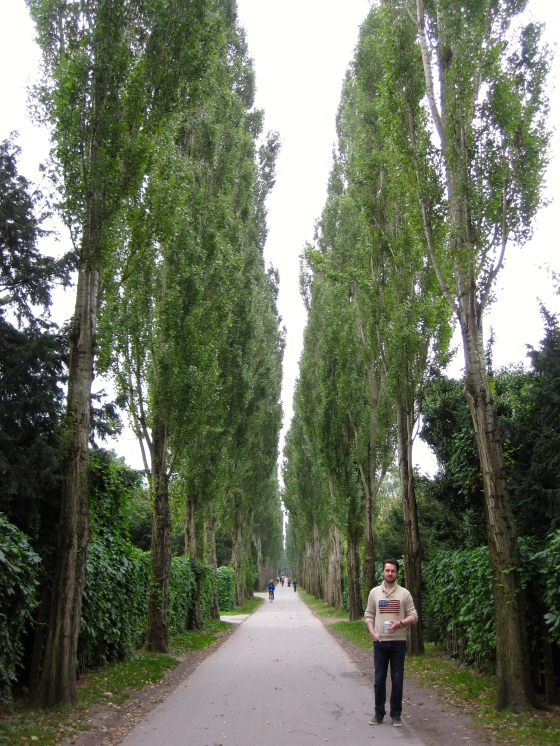 Our last visit to the Assistens Cemetery