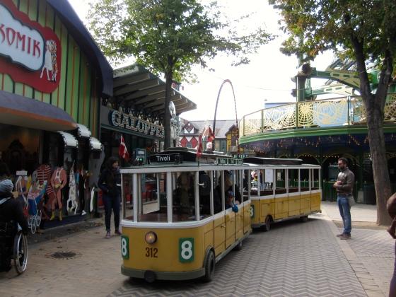 Tivoli train