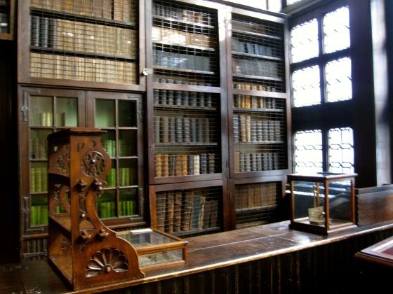 Former bookshop