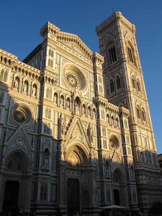 Cathedral of Saint Mary of the Flower and Giotto's Bell Tower