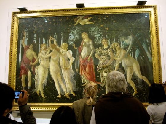 """Spring"" Botticelli, 1890"