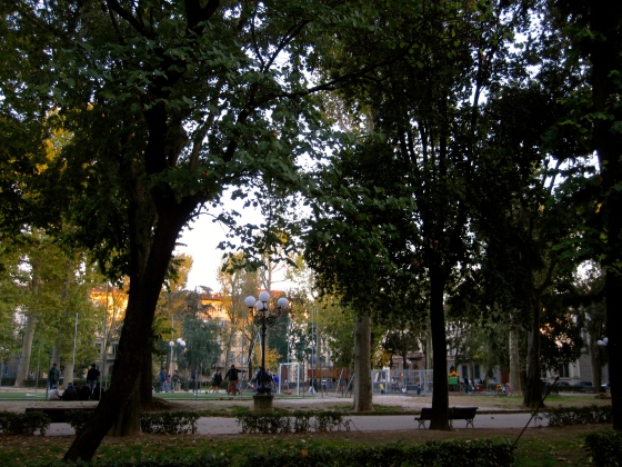 Piazza Massimo d'Azeglio