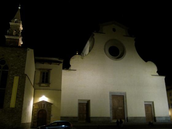 Basilica of Santa Maria del Santo Spirito
