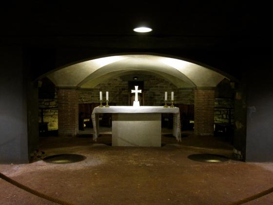 Crypt of Santa Reparata
