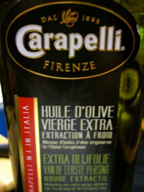 Florentine olive oil