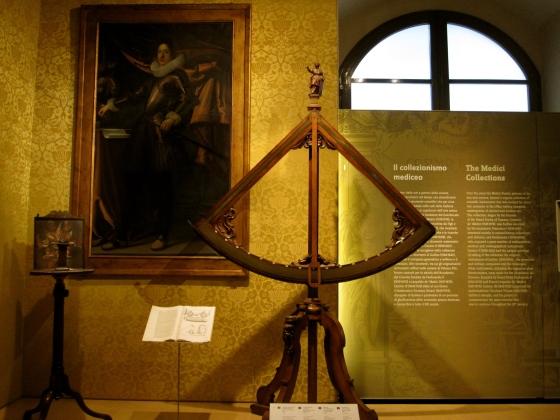 """""""Quadrant"""" Carlo Renaldini, 1667"""