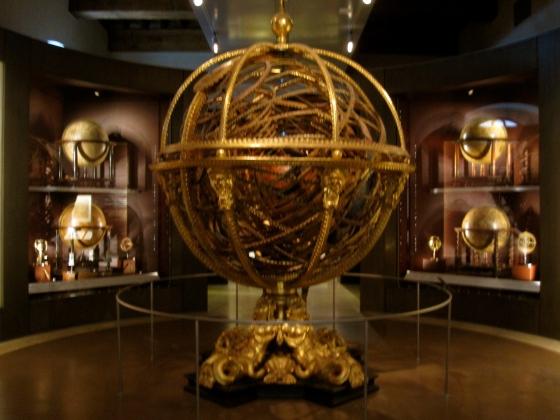 """Armillary Sphere"" Antonio Santucci, 1588-1593"