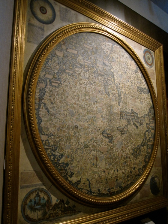 """World Map"" Murano, 1457-1459"