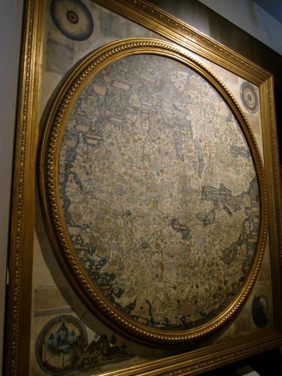 """""""World Map"""" Murano, 1457-1459"""
