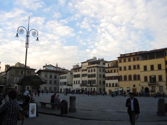 Piazza Santa Croce
