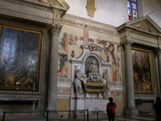Galileo's tomb