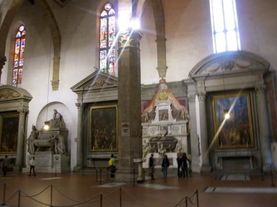 Michelangelo's tomb
