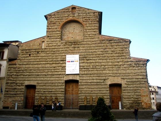 Basilica di San Lorenzo, namesake for the market