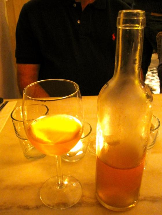 First family wine: Leoni Dorato